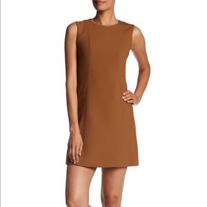 New Brown Helaina Pioneer Theory Dress 4 small